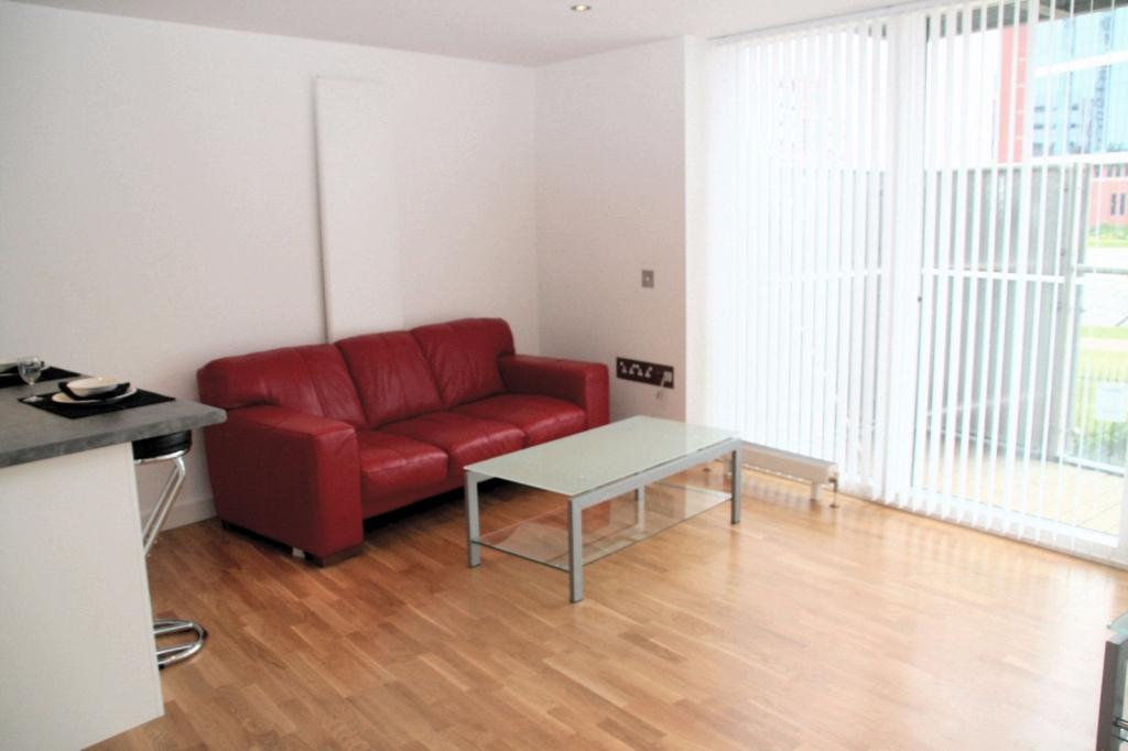 1 Bedroom Apartment Flat for sale in N V Building, 100 The Quays, Salford, M50