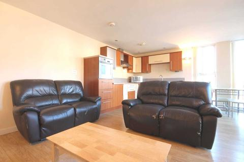 2 bedroom apartment to rent - Jutland House, Jutland Street, Piccadilly