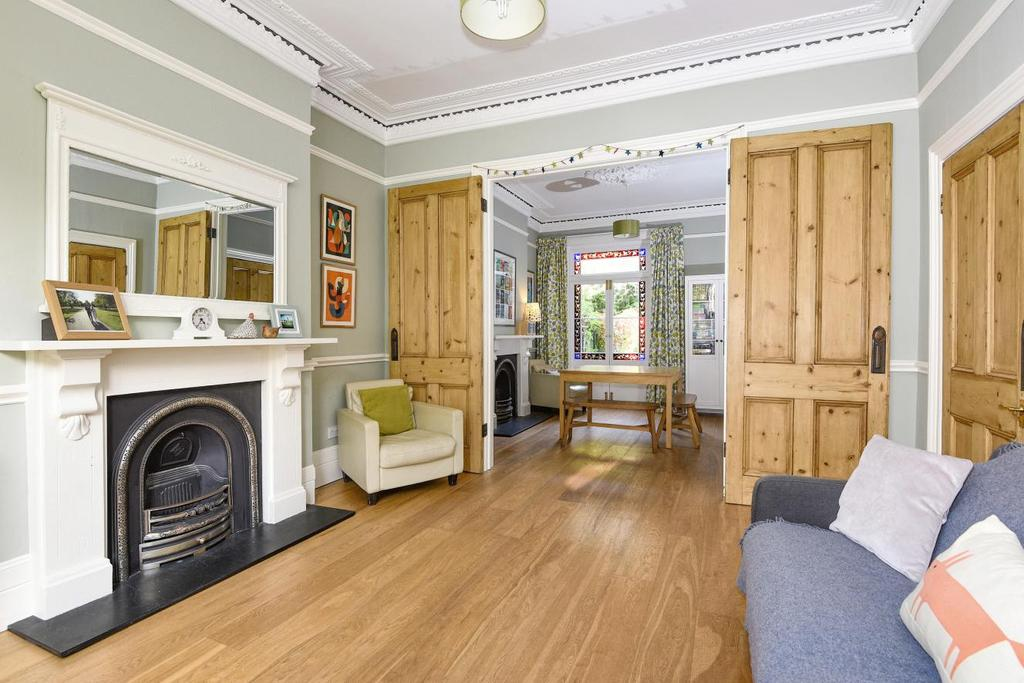 5 Bedrooms Terraced House for sale in Cornwall Road, Stroud Green