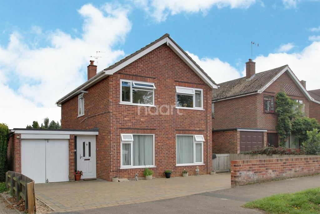 5 Bedrooms Detached House for sale in Gainsborough Road