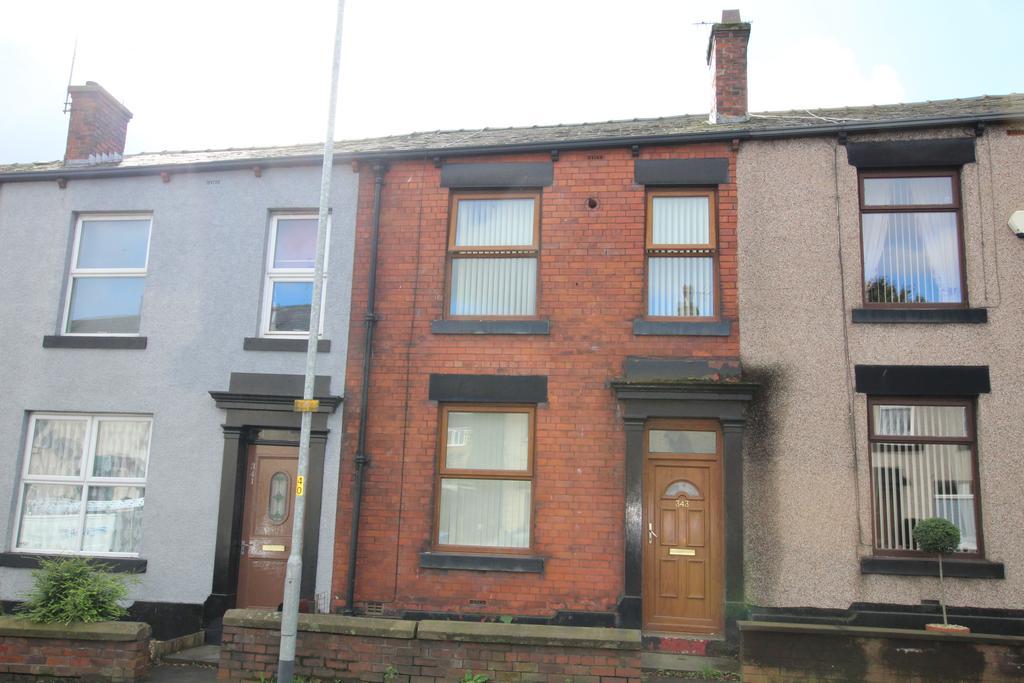 3 Bedrooms Terraced House for sale in Edenfield Road, Rochdale OL11