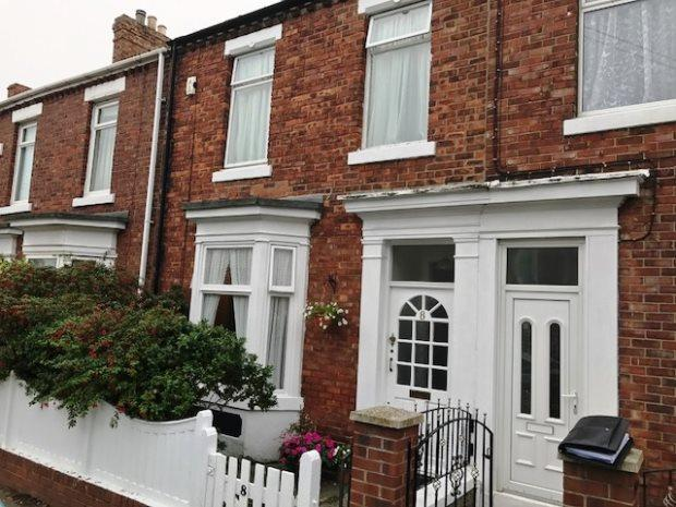 3 Bedrooms Terraced House for sale in GORDON TERRACE, RYHOPE, SUNDERLAND SOUTH
