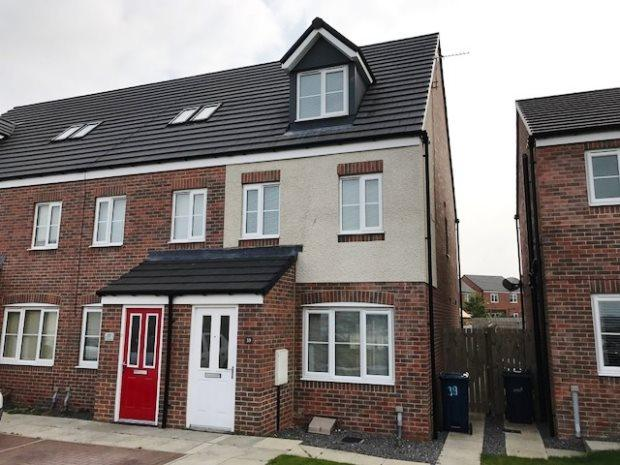 3 Bedrooms Town House for sale in CORNING ROAD, ALEXANDRA PARK, SUNDERLAND SOUTH