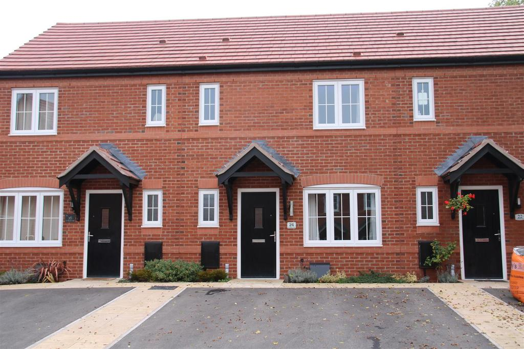 3 Bedrooms Terraced House for sale in St Helens Lane, Appleby Magna, Swadlincote