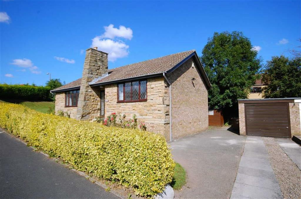 2 Bedrooms Detached Bungalow for sale in Rein Court, Aberford, Leeds, LS25