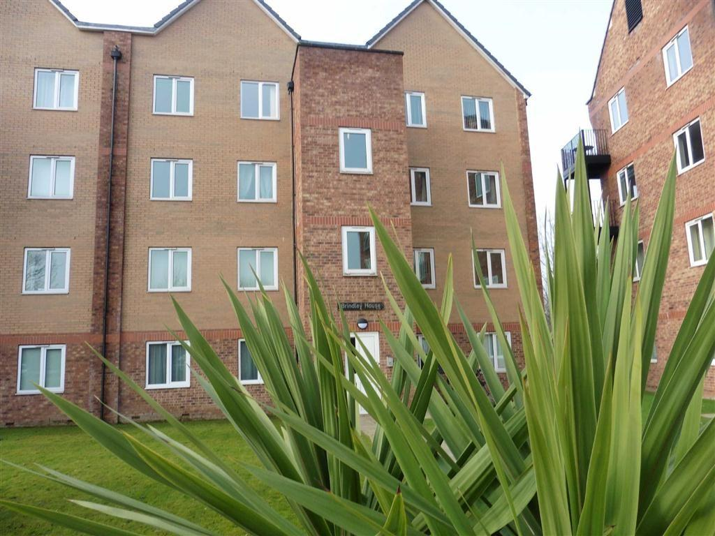 2 Bedrooms Apartment Flat for rent in Brindley House, Tapton Lock Hill, Chesterfield, S41