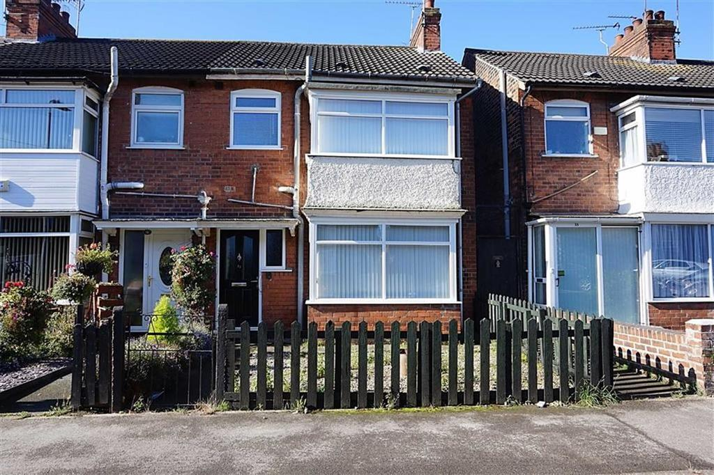 3 Bedrooms Terraced House for sale in Etherington Drive, Beverley road, Hull, HU6