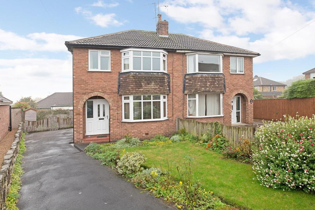 3 Bedrooms Semi Detached House for sale in Princess Mount, Knaresborough