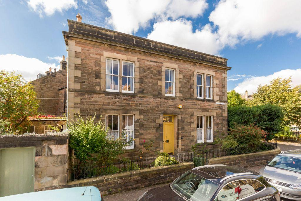 5 Bedrooms End Of Terrace House for sale in 2 Shandon Road, Edinburgh, EH11 1QG