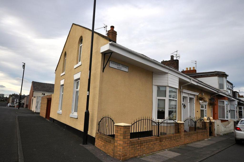 2 Bedrooms Terraced House for sale in Mainsforth Terrace West, Hendon, Sunderland