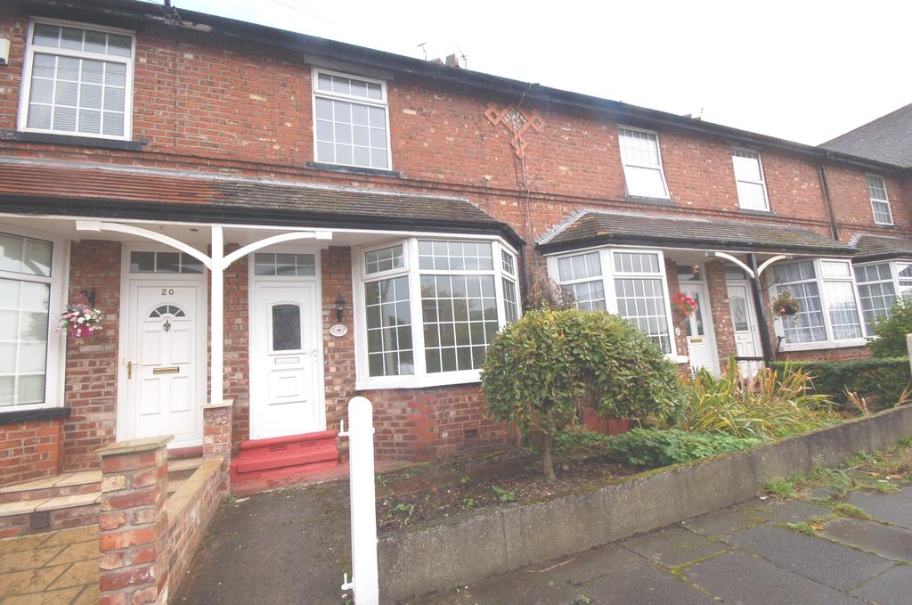 2 Bedrooms Cottage House for sale in Trenchard Drive, Moss Nook, Manchester M22