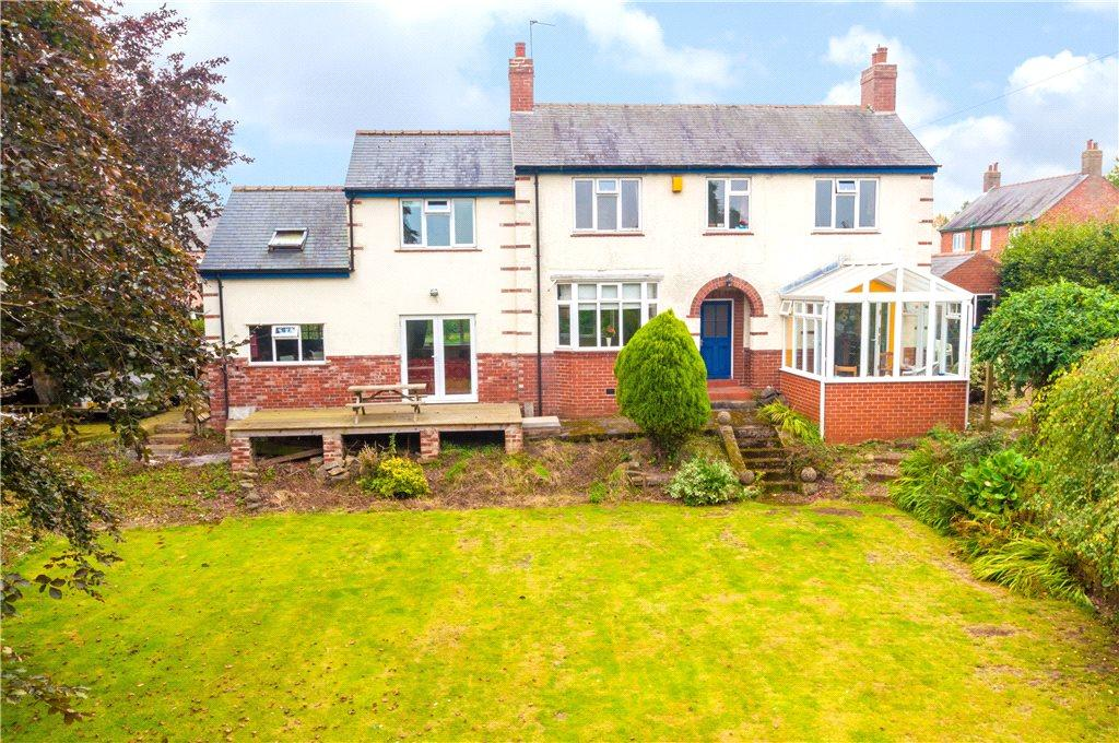 4 Bedrooms Detached House for sale in Kirby Hill, Boroughbridge, York
