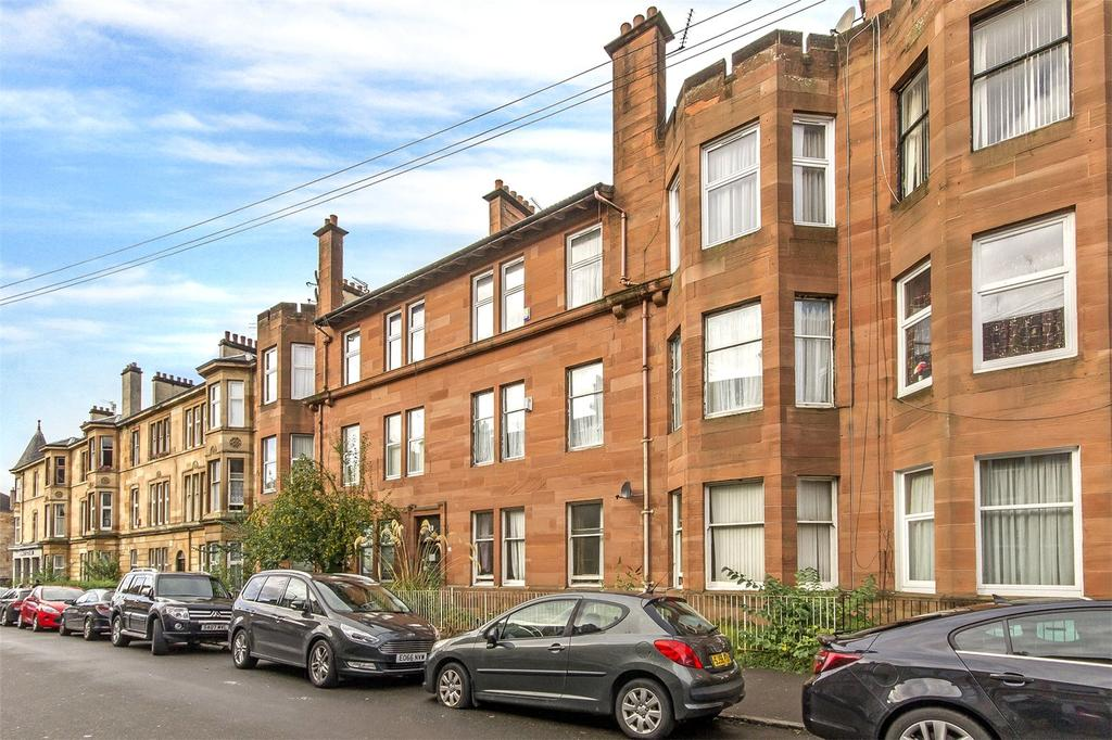 3 Bedrooms Flat for sale in 0/2, 28 Keir Street, Pollokshields, Glasgow, G41