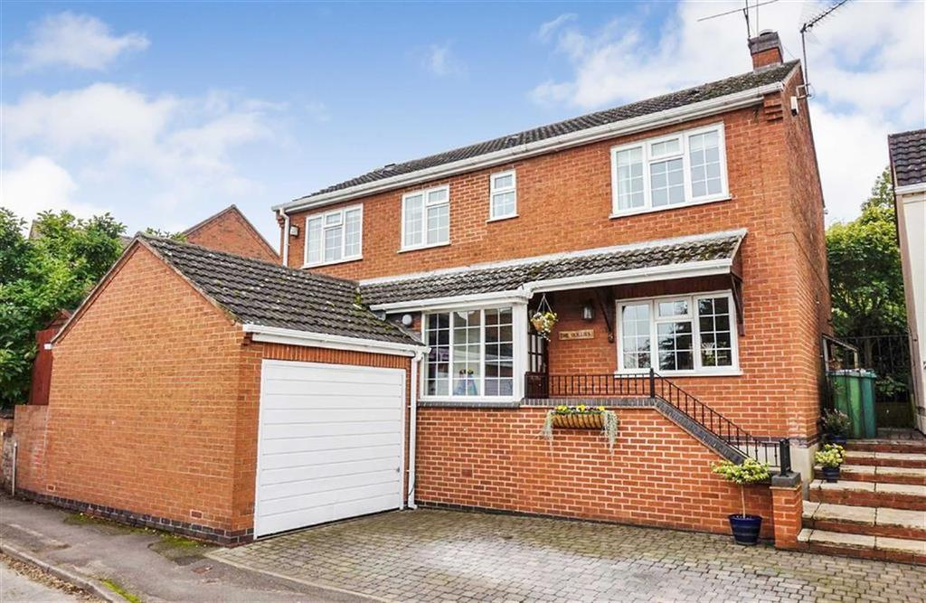 4 Bedrooms Detached House for sale in Thurlaston