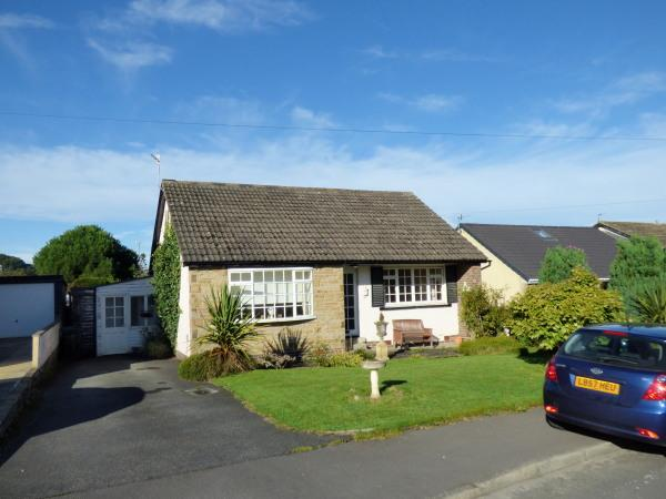 3 Bedrooms Detached Bungalow for sale in 32 Styveton Way, Steeton BD20 6TP