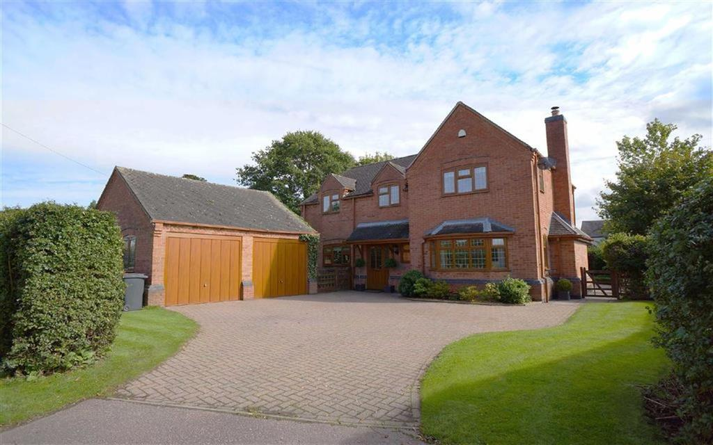 4 Bedrooms Detached House for sale in Chilcote