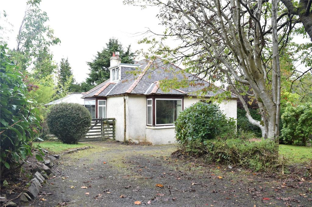 5 Bedrooms Bungalow for sale in Ashrama, Stanley Lane, Brookfield, Johnstone, Renfrewshire