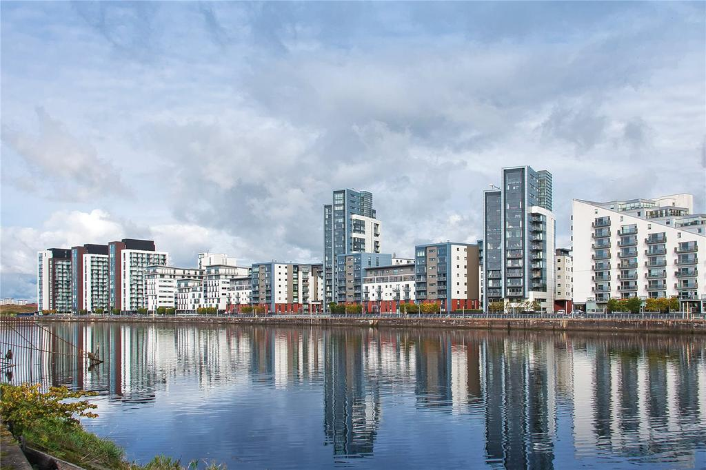 3 Bedrooms Penthouse Flat for sale in The Penthouse (7/1), Meadowside Quay Walk, Glasgow, Lanarkshire