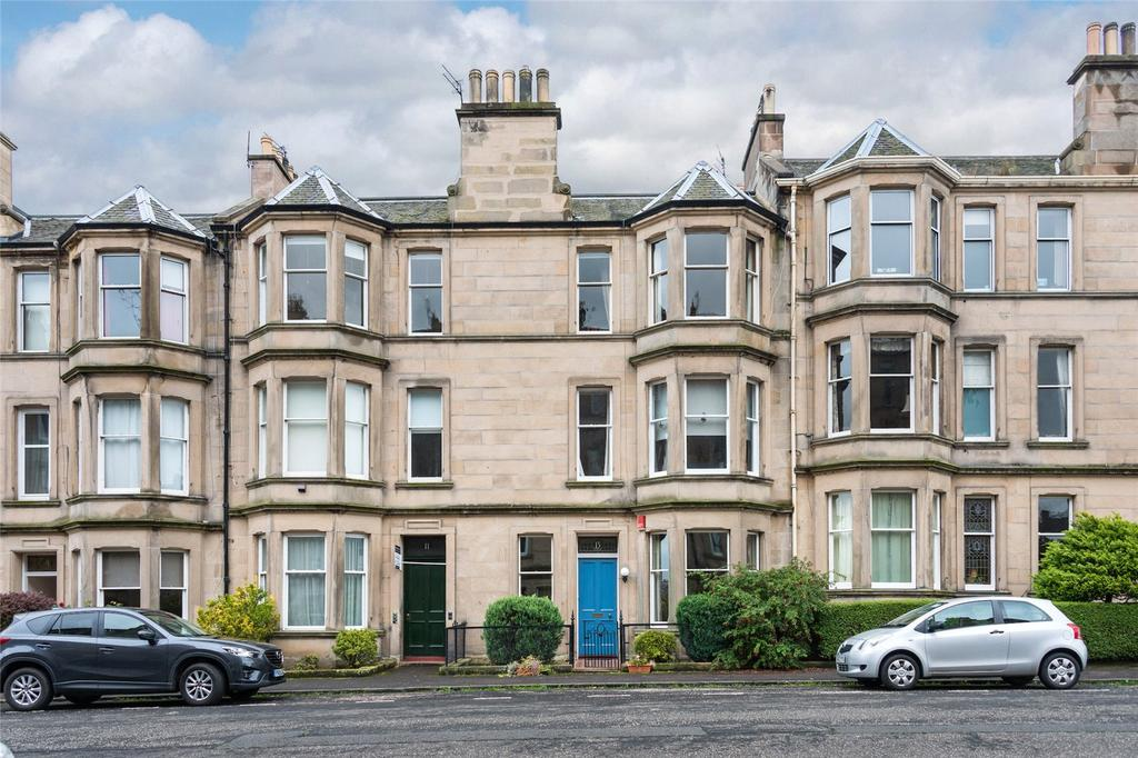 2 Bedrooms Apartment Flat for sale in Comely Bank Grove, Edinburgh, Midlothian