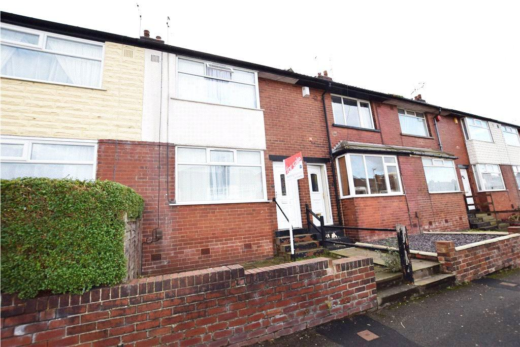 2 Bedrooms Terraced House for sale in Nancroft Mount, Armley, Leeds