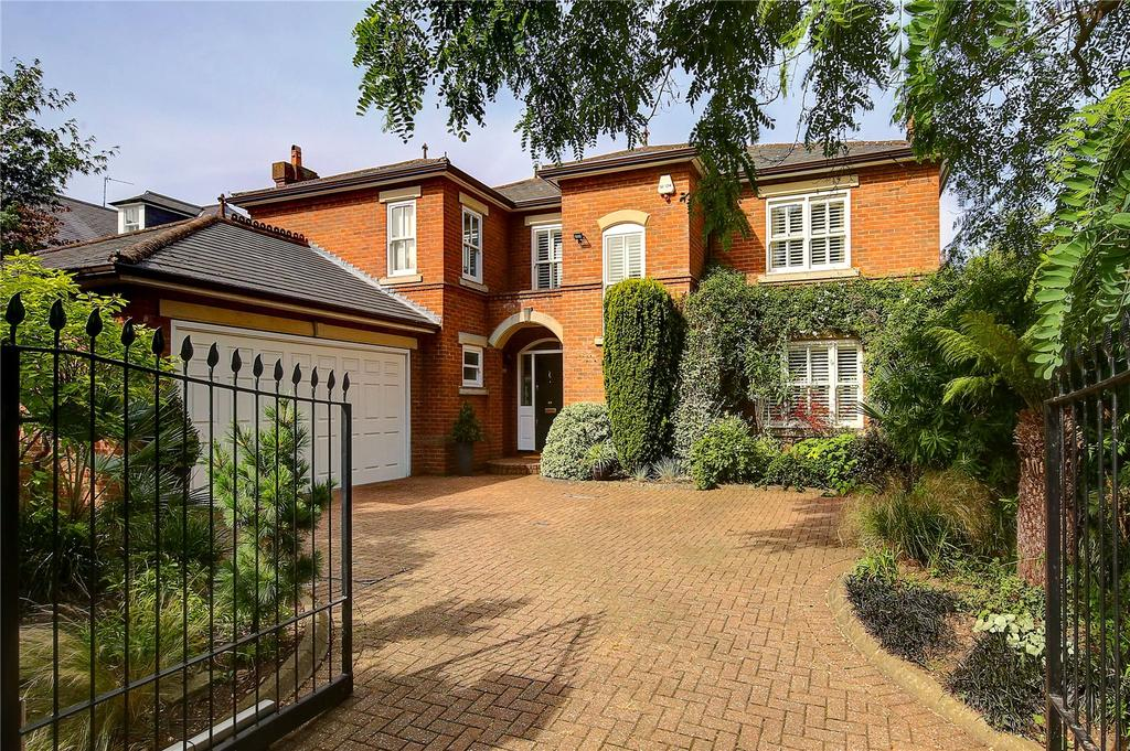 5 Bedrooms Detached House for sale in Murray Road, Wimbledon, SW19