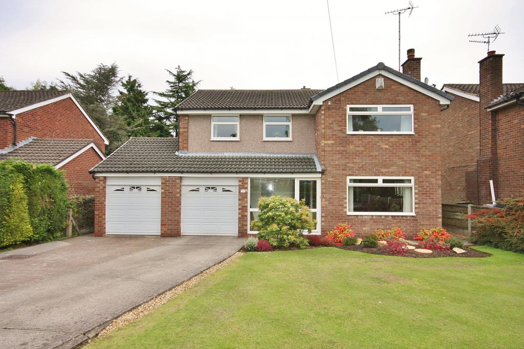 4 Bedrooms Detached House for sale in Macclesfield Road, Wilmslow