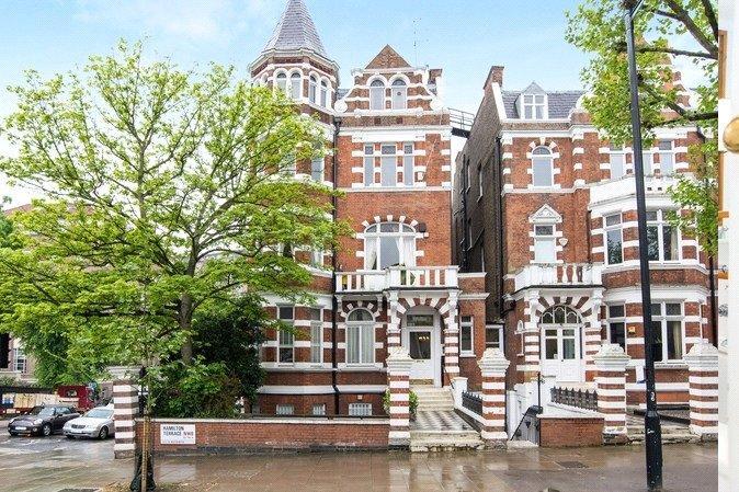 2 Bedrooms Flat for sale in Hamilton Terrace, St John's Wood