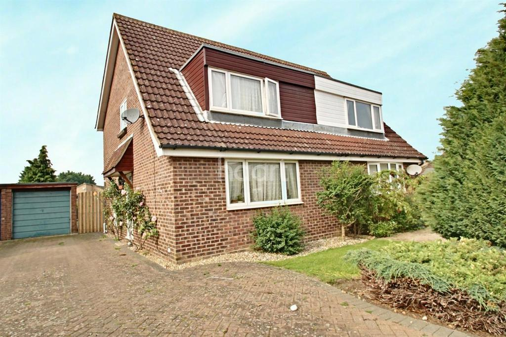 3 Bedrooms Semi Detached House for sale in Pershore Rd, Hardwick, Cambs