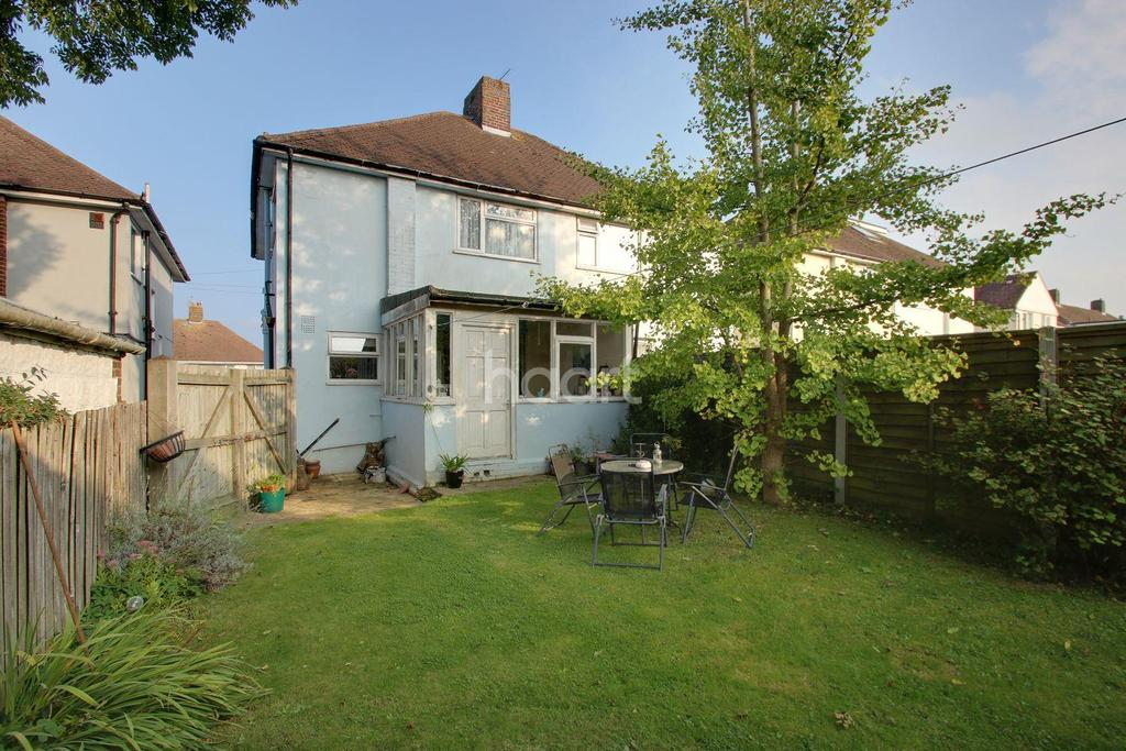 3 Bedrooms Semi Detached House for sale in Greenway, Davis Estate, Chatham