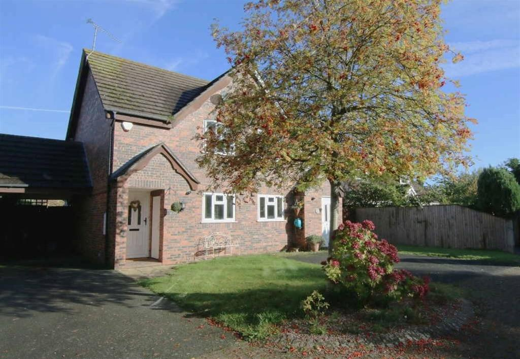 2 Bedrooms Semi Detached House for sale in Sheraton Road, Christleton