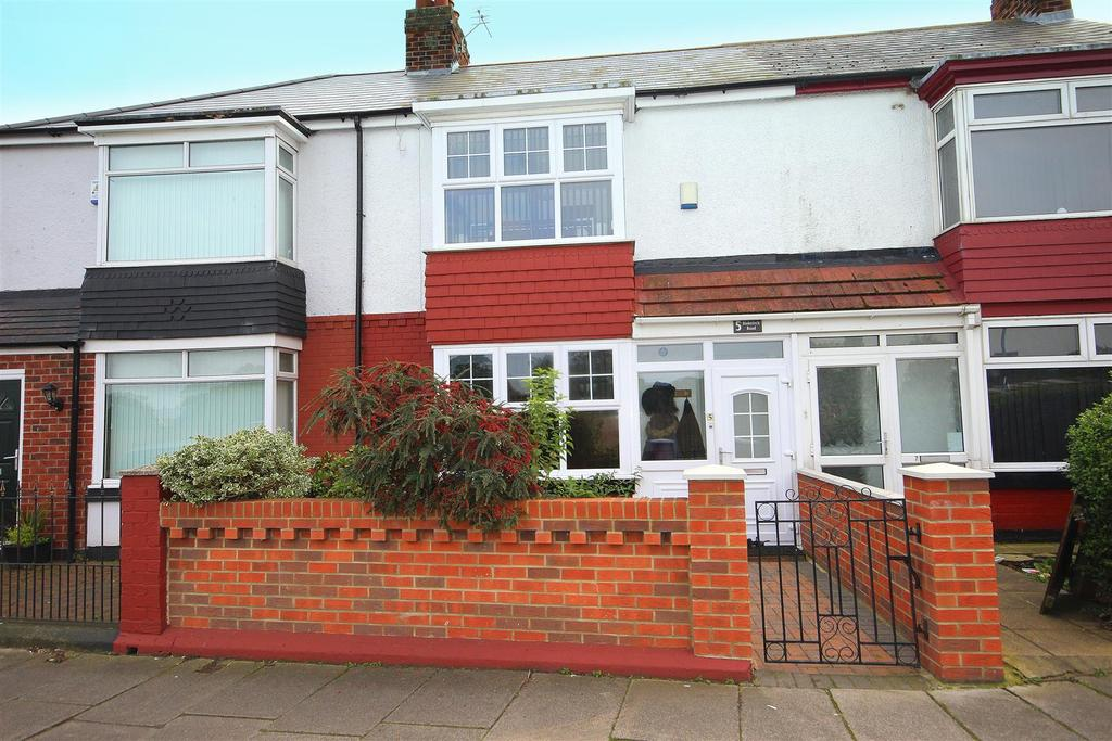2 Bedrooms Terraced House for sale in Blakelock Road, Hartlepool