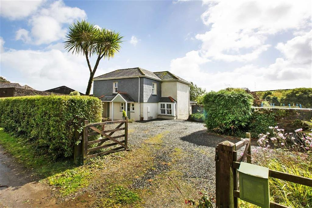 3 Bedrooms Detached House for sale in Menheniot, Liskeard, Cornwall, PL14