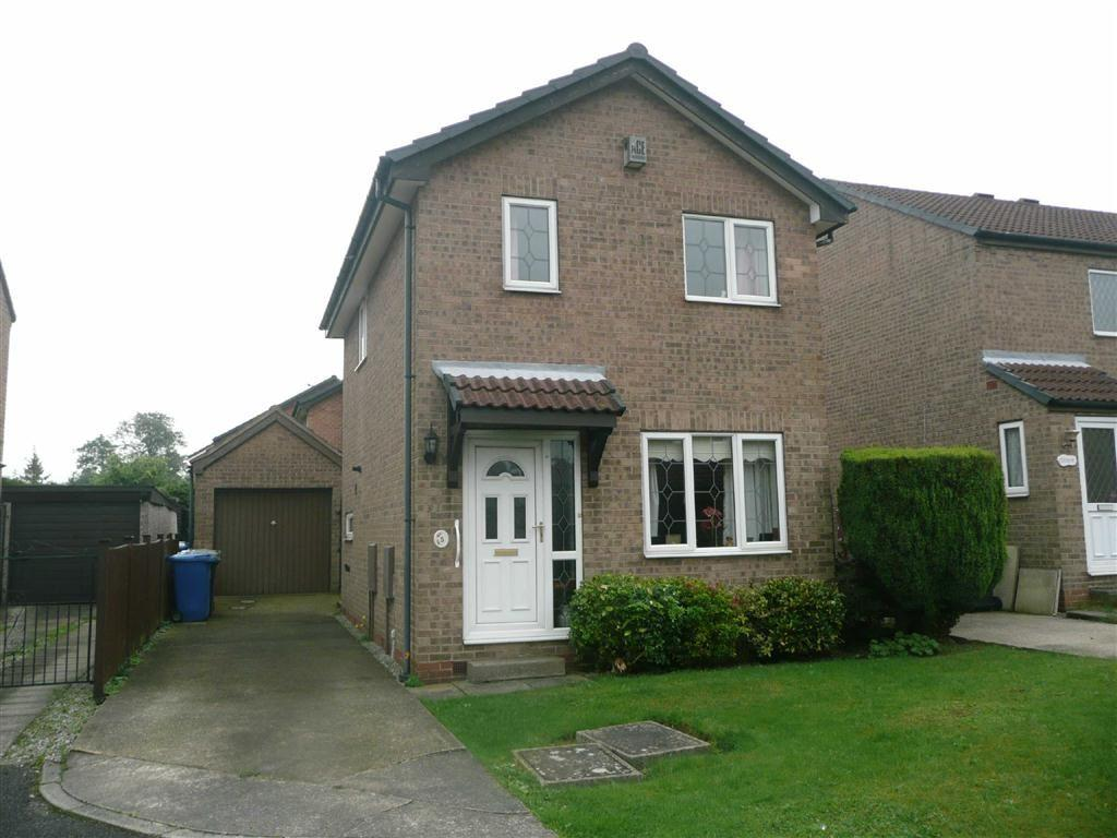 2 Bedrooms Detached House for sale in Birch Kiln Croft, Brimington, Chesterfield, Derbyshire, S43