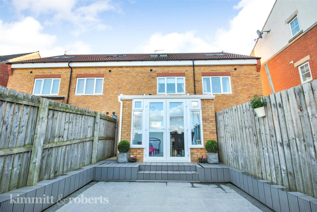 3 Bedrooms Terraced House for sale in Harwood Drive, Houghton le Spring, Tyne and Wear, DH4