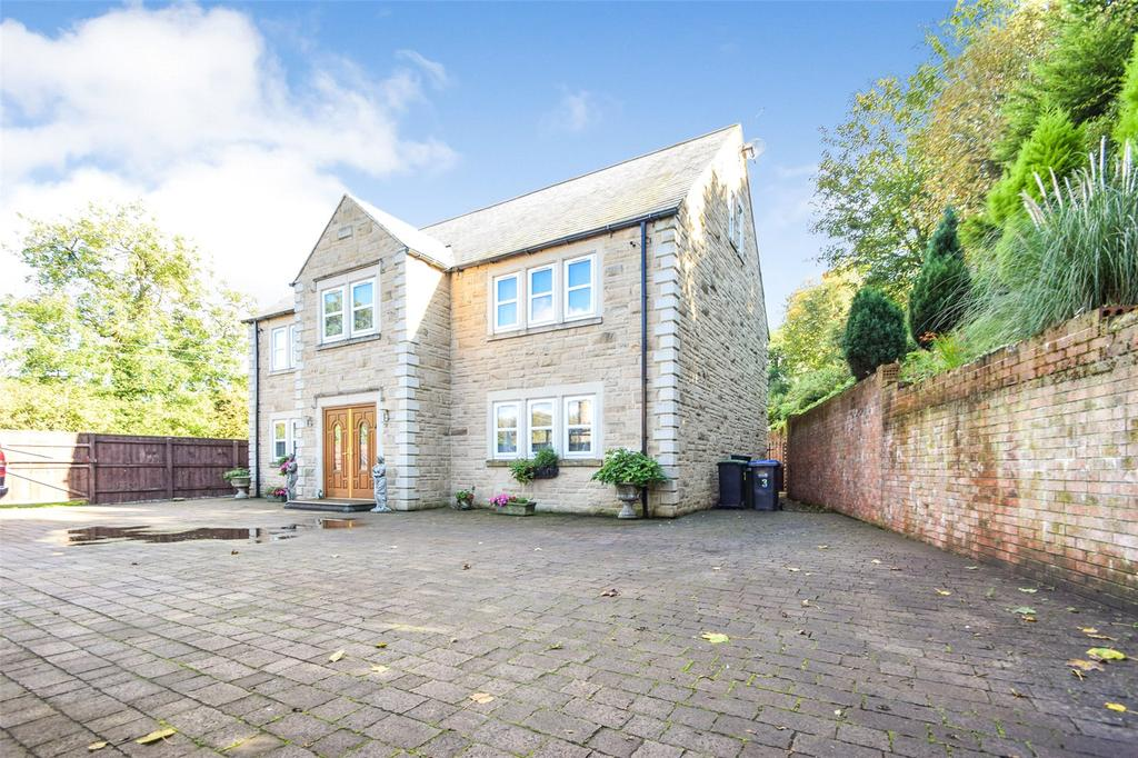 6 Bedrooms Detached House for sale in Hillcrest Mews, Stockton Road, Seaham, Co Durham, SR7