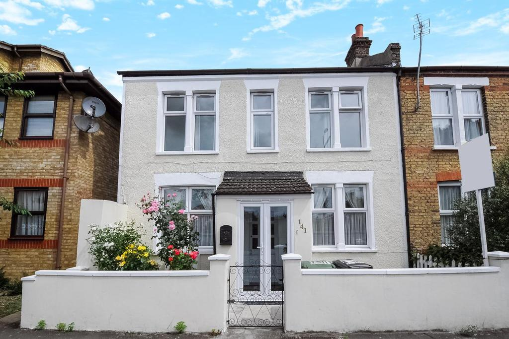 3 Bedrooms Semi Detached House for sale in Sangley Road, Catford