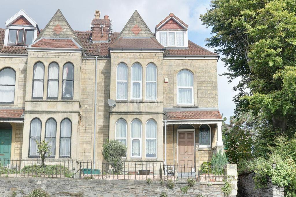 5 Bedrooms End Of Terrace House for sale in Bristol Hill, Brislington, Bristol