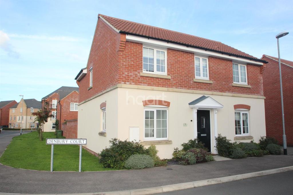 4 Bedrooms Detached House for sale in Denbury Court, Mapperley, Nottingham.