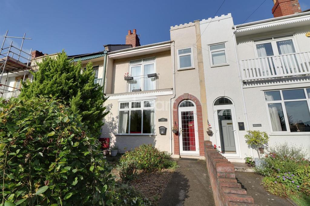4 Bedrooms Terraced House for sale in Wick Road, Brislington, Bristol