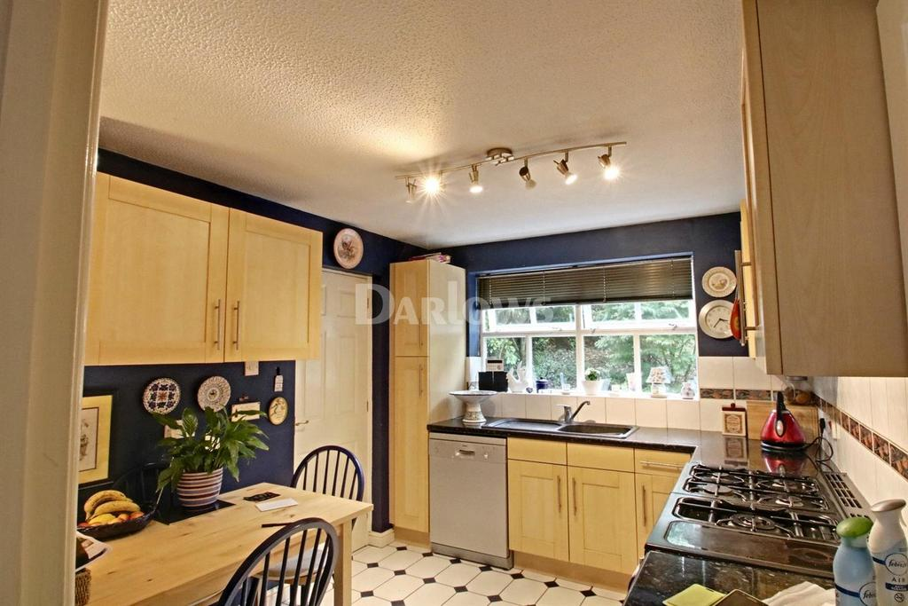 4 Bedrooms Detached House for sale in Hastings Crescent, Old St Mellons, Cardiff