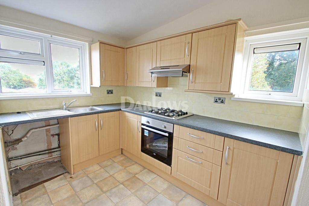 2 Bedrooms Flat for sale in Chapel Wood, Llanedeyrn, Cardiff