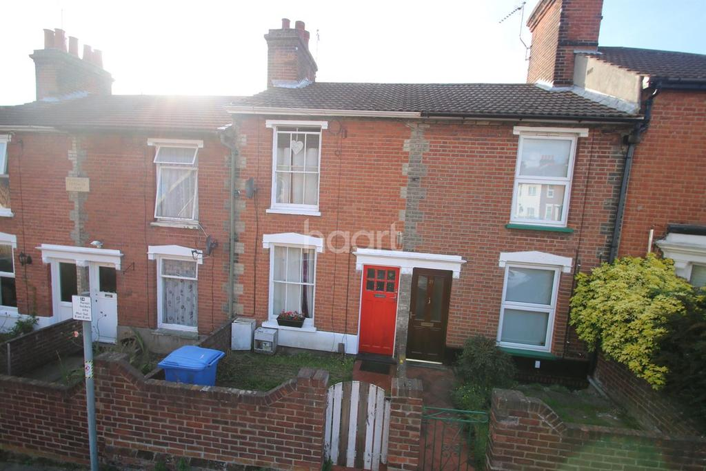3 Bedrooms Terraced House for sale in Wilberforce Street, Ipswich