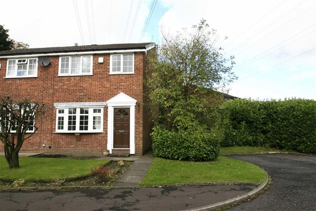 3 Bedrooms Semi Detached House for sale in 13, Beechfield Close, Bamford, Rochdale, OL11