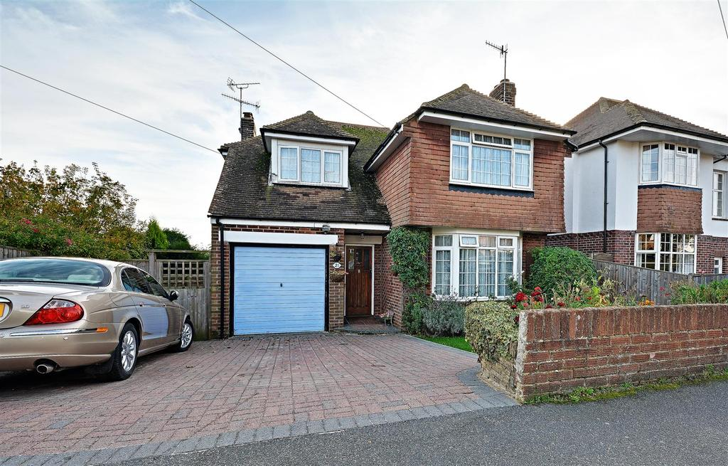 3 Bedrooms Detached House for sale in Glenleigh Avenue, Bexhill-On-Sea