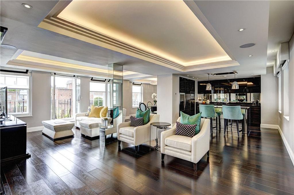 3 Bedrooms Flat for sale in Chantrey House, 4 Eccleston Street, Belgravia, London, SW1W