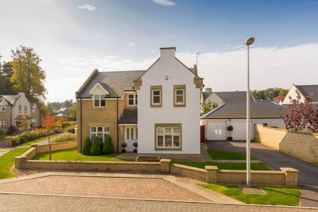5 Bedrooms Detached House for sale in 14 St Davids Grove, Eskbank, EH22 3FG