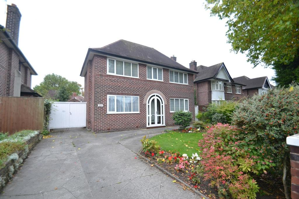 3 Bedrooms Detached House for sale in Washway Road, Sale