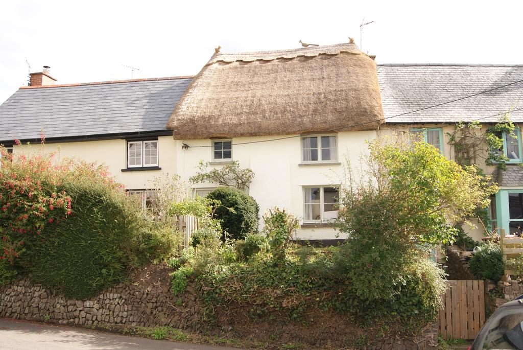 2 Bedrooms Cottage House for sale in 2 Westgate Cottages, Lapford EX17
