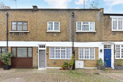 3 bedroom mews to rent - Northwick Close, London, NW8