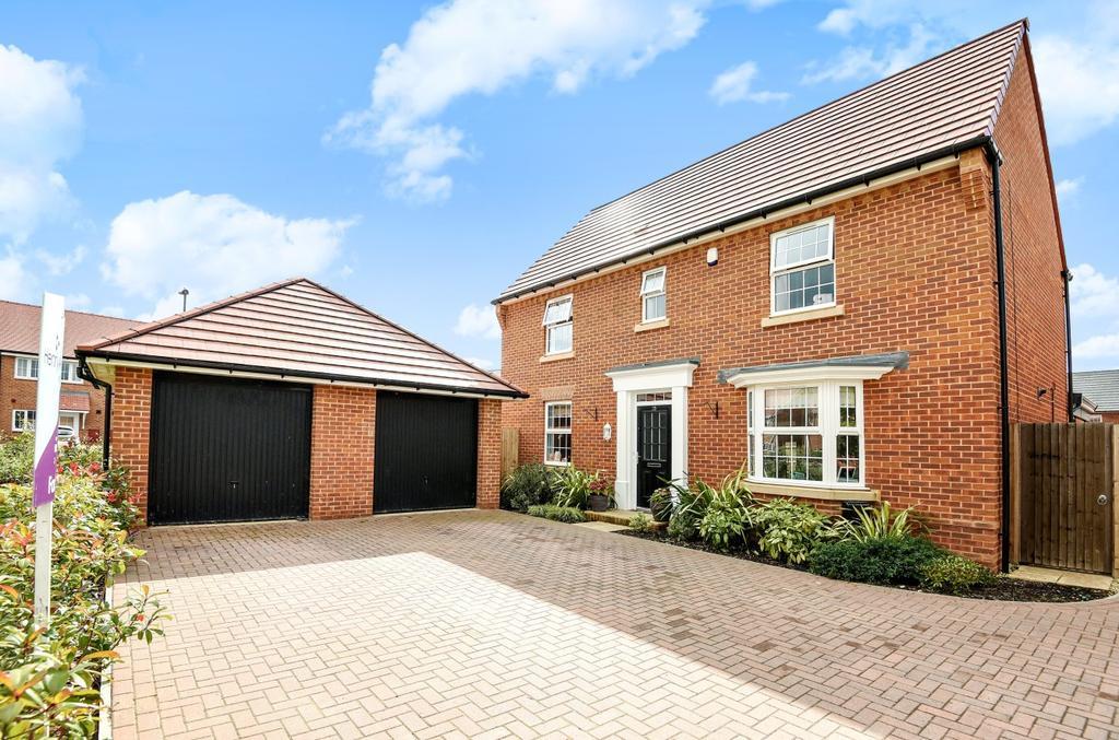 4 Bedrooms Detached House for sale in Stanhorn Grove, Felpham, Bognor Regis, PO22